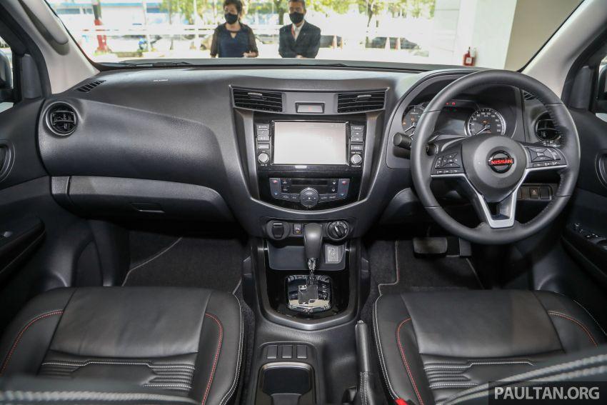 Bán tải Nissan Navara 2021 lại có thêm biến thể cao cấp nhất
