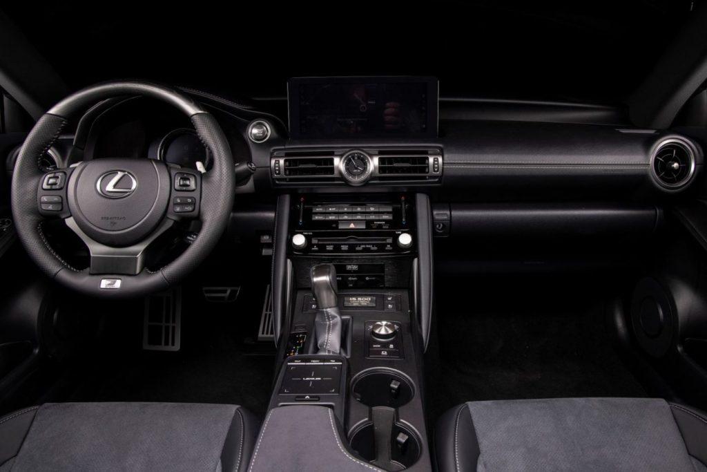 Lexus IS 500 F Sport Performance Launch Edition 2022 bản giới hạn chỉ 500 chiếc