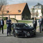 Bugatti xuất xưởng chiếc Chiron thứ 300