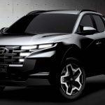 Hyundai Santa Cruz chính thức lộ diện, không coi Ford Ranger là đối thủ