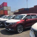Kia Sedona 2021 đã cập cảng Việt Nam, sẵn sàng ngày lên kệ