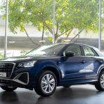 Audi Q2 ra mắt thị trường Việt với nhiều nâng cấp