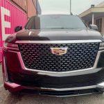 Cadillac Escalade 2021 đầu tiên cập bến Việt Nam
