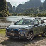 Tháng 5/2021: Toyota Corolla Cross vượt mốc 10.000 xe