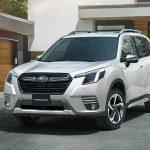 Subaru Forester 2021 chính thức ra mắt