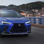 Lexus NX ra mắt phiên bản mới với 4 tùy chọn động cơ