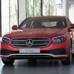 Mercedes E180 2021 âm thầm ra mắt tại Việt Nam