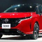 Nissan Note Aura được đăng ký kiểu dáng công nghiệp ở Việt Nam