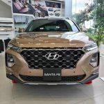 Hyundai SantaFe bất ngờ ưu đãi hơn 140 triệu đồng cho phiên bản cũ
