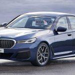 Ngắm trước vẻ ngoài của BMW 5 Series thế hệ mới
