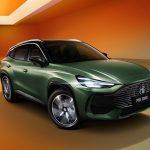 Cuối tháng này SUV MG One chính thức ra mắt