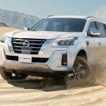 Nissan Terra 2021 sẽ ra mắt thị trường Thái vào tháng 8