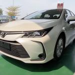 Toyota Corolla Altis 2021 bất ngờ về đại lý ở Việt Nam