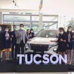Hyundai Tucson 2022 ra mắt tại Campuchia, giá từ 1,17 tỷ đồng