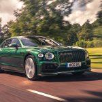 """Tạm biệt """"V8-W12"""", Bentley trang bị động cơ V6 cho chiếc Flying Spur 2022"""