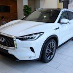 Infiniti ngừng bán xe mới tại Việt Nam