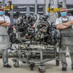 Động cơ 6.75L V8 của Bentley: Sức mạnh của một huyền thoại