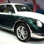 Hãng xe Trung Quốc đăng ký bản quyền xe điện nhái Volkswagen Beetle