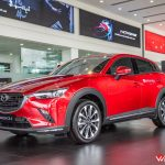 Mazda ưu đãi cho khách hàng mua xe trong tháng 8