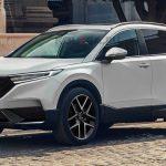 Xem trước diện mạo của Honda CR-V thế hệ tiếp theo