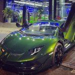 Hàng hiếm Lamborghini Aventador SVJ về Việt Nam