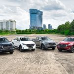 Mazda BT-50 2021 ra mắt tại Việt Nam, giá từ 659 triệu đồng