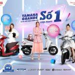 Vì sao bộ ba xe tay ga Yamaha Grande, Latte, Janus chinh phục được người dùng Việt?