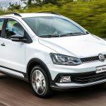 Volkswagen Fox bỏ màn hình vì thiếu chip