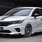 Honda City 2021 gây sốt với bộ bodykit mới giúp thăng hạng ngoại hình