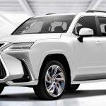 """Lexus LX 2022 sẽ là mẫu """"nhân bản"""" một phần với Toyota Land Cruiser"""