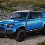 Land Rover Defender chuẩn bị có bản hiệu suất cao cạnh tranh trực tiếp với Mercedes-AMG G 63