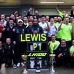 Lewis Hamilton và dấu ấn 100 chiến thắng chặng F1 lịch sử