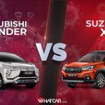 Doanh số MPV tháng 9.2021: Mitsubishi Xpander lần đầu vuột ngôi vương