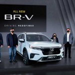 Honda BR-V 2022 chính thức ra mắt Đông Nam Á